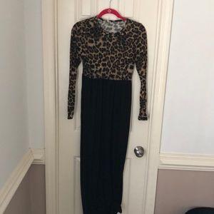 Dresses & Skirts - 👗 Cheetah Maxi Dress 👗